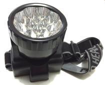 Lanterna de cabeça 12 LEDs -2909 - Prolumen