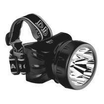 Lanterna De Led Profissional Para Cabeça Dp-781 Recarregável - Dp - Mini