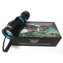 Lanterna De Mergulho Recarregável T6 5300000 Lumens 8856 - Jyx