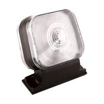 Lanterna de pisca-alerta lateral para ford cargo 1421 ld/le (cristal) - PRADOLUX