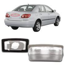 Lanterna de Placa Corolla Fielder 2003 2004 2005 2006 2007 2008 Sem Soquete Direito - Dsc