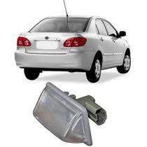 Lanterna de Placa Corolla/Fielder 2003 a 2008 c/Soquete Esquerda - Dsc