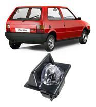 Lanterna De Placa Traseira Fiat Uno Mitsubishi L200 DP3114 - Dpaula