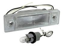 Lanterna De Placa Traseira Onix Com Lâmpada Original Lpw004 - Gm