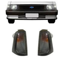 Lanterna Dianteira Pisca Chevrolet Chevette 1983 em Diante Ambar Lado Direito - Inovox