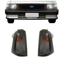 Lanterna Dianteira Pisca Chevrolet Chevette 1983 em Diante Ambar Lado Esquerdo - Inovox
