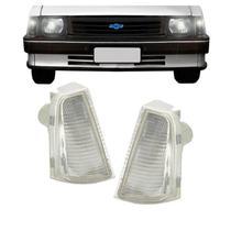 Lanterna Dianteira Pisca Chevrolet Chevette 1983 em Diante Cristal Lado Direito - Inovox