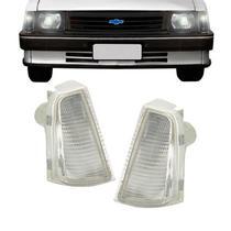 Lanterna Dianteira Pisca Chevrolet Chevette 1983 em Diante Cristal Lado Esquerdo - Inovox