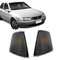 Lanterna Dianteira Pisca Chevrolet Vectra 1996 em Diante Fume Lado Esquerdo -