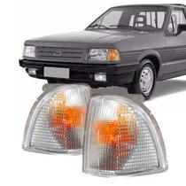 Lanterna Dianteira Pisca Ford Corcel Scala Belina Pampa Del Rey 1985 em Diante Cristal Lado Direito - Ht