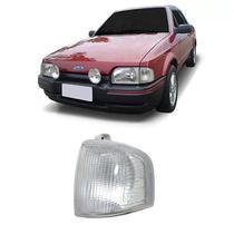 Lanterna Dianteira Pisca Ford Escort Apollo Verona 1987 a 1992 Cristal Lado Direito - Ht
