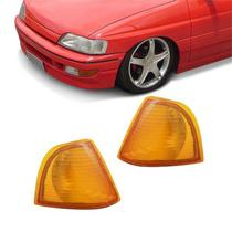 Lanterna Dianteira Pisca Ford Escort Verona 1993 em Diante Ambar Lado Direito - Ipv