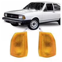 Lanterna Dianteira Pisca Volkswagen Passat 1979 a 1982 Ambar Lado Direito -