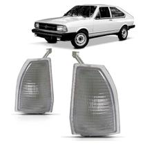 Lanterna Dianteira Pisca Volkswagen Passat 1979 a 1982 Cristal Lado Esquerdo -
