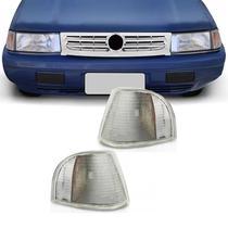 Lanterna Dianteira Pisca Volkswagen Santana Quantum 1991 a 1997 Cristal Lado Direito - Autoletric