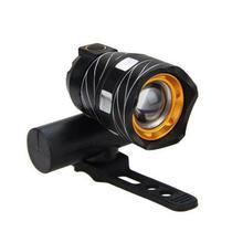 Lanterna Farol Bike Led T6 15000 Lumens Recarregável USB Com Suporte - Lei Li Imports