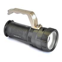 Lanterna Farolete Pesca Com Zoom Led T6 36 Mil W 3 Funções - B Max