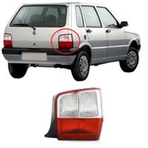 Lanterna Fiat Uno 2004 Á 2013 Rubi - Nacional