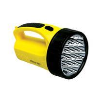 Lanterna Holofote Dp 1706 Super 19 Leds Bivolt Recarregavel -