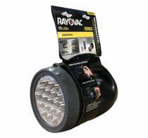 Lanterna Holofote Híbrida 2 em 1 bateria Recarregavel  Rayovac Garantia para sempre -