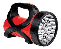 Lanterna Holofote Tática de mão LED Bateria Recarregável com alça - DP LED