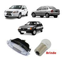 Lanterna Iluminação De Placa Gm Celta, Corsa Classic, Kadett, Astra Com Lâmpada - DSC