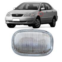 Lanterna Lateral Pisca Corolla Fielder Hilux 2003 2004 2005 2006 2007 2008 2009 Sem Soquete - Dsc