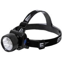 Lanterna Led De Cabeça Recarregavel Fenix Nautika Bivolt Top -