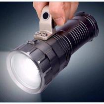 Lanterna Led Holofote Mais Forte Que X900 Tatica - Bmax