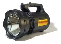 Lanterna Led Holofóte Recarregável 30w T6 Alta Potência - B-Max