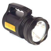 Lanterna Led Holofote T6 Recarregável 30w Alta - Monte Moria