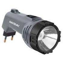 Lanterna led recarregável rayovac super led bivolt -