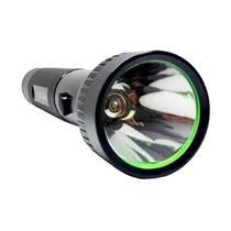 Lanterna Mega Nigth Led Branco 3W 2 Pilhas Grande JH-0031 - MEGA NIGHT
