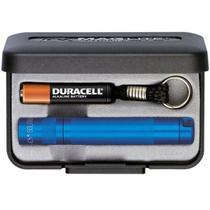 Lanterna Mini Maglite Solitaire Azul Escuro 1 Pilha AAA K3AFD2 -