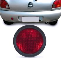 Lanterna Neblina Para Choque Traseiro Fiesta 96 97 98 99 00 01 02 - Jcv