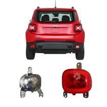Lanterna Neblina Traseira Esquerda Renegade  2015 16 17 18 2019 Original - Jeep