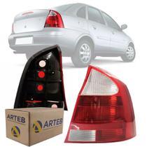 Lanterna Original Corsa Sedan 03 2004 2005 2006 2007 Direito - Arteb