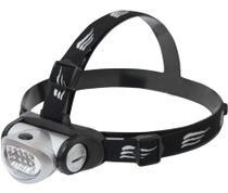Lanterna Para Cabeça Ou Capacete Turbo 8 Led Forte Nautika -