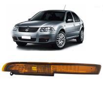 Lanterna Pisca do Parachoque Dianteiro Ambar Volkswagen Bora 2007 até 2011 - Fitam