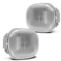 Lanterna Pisca Lateral Para-lama Hilux 04 a 10 Corolla 04 a 08 Cristal - Fitam