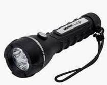Lanterna Portátil Preta Led 2 Pilhas Aa - BRSLED2AARB - RAYOVAC -