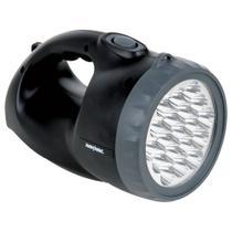 Lanterna Rayovac Hibrida Recarregavel 19 LEDS Bivolt -