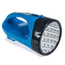 Lanterna Recarregável 19 Leds Bivolt - Alfacell -
