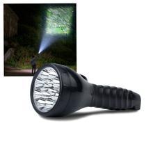 Lanterna Recarregável 44horas De Autonomia Bivolt Grande Top - Nsbao