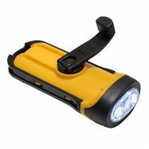 Lanterna Recarregável Dyno Dínamo Potente Led 310680 Ntk -