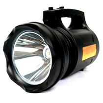 Lanterna Recarregável Holofote Potente Td 6000a 30w T6 Forte -