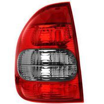 Lanterna Traseira Bicolor Re Fume Seda Corsa Nk-416373 -