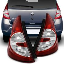 Lanterna Traseira Bicolor Renault Sandero 2008 a 2011 Lado Direito - Cofran