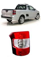 Lanterna Traseira Chevrolet Montana 2010 2011 2012 2013 Bicolor -