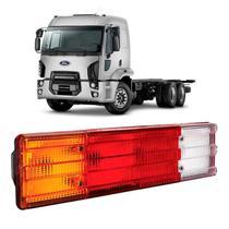 Lanterna traseira com vigia lado esquerdo/direito para novo ford cargo 2423 - PRADOLUX